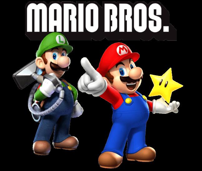 Раскраски Братья Марио распечатать бесплатно