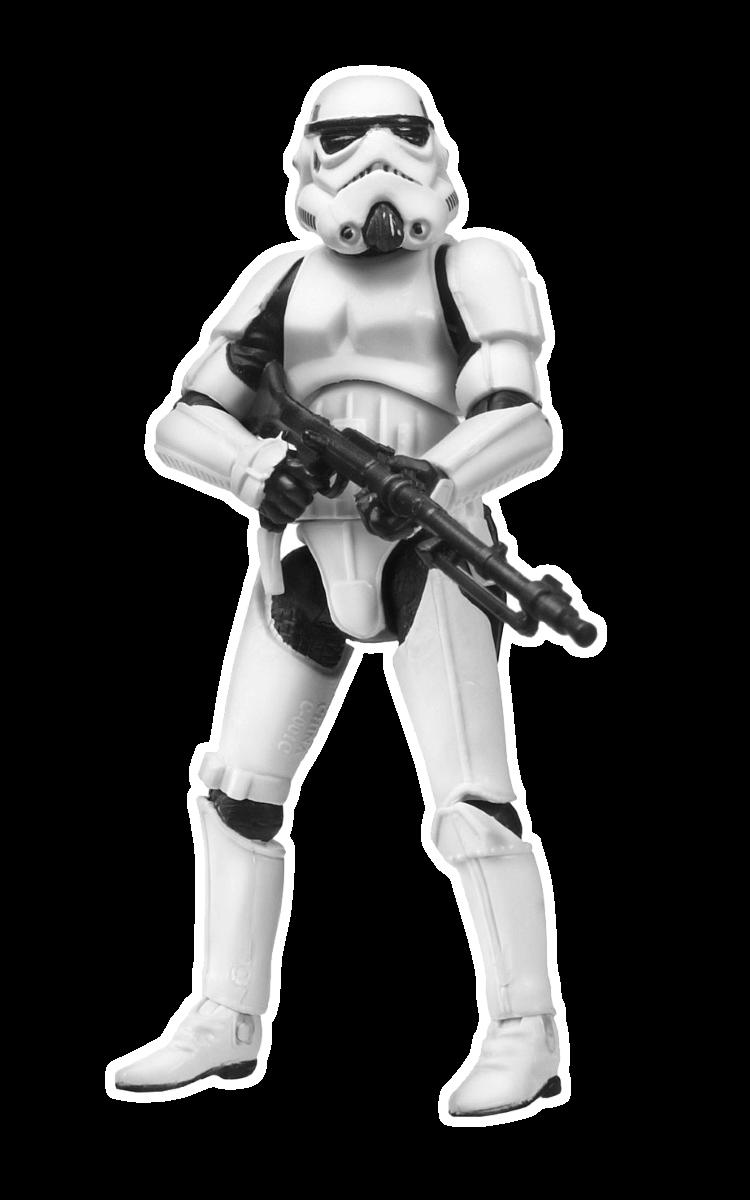 Распечатать раскраски Звездные Войны - Имперский штурмовик